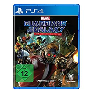 Guardians of the Galaxy – The Telltale Series