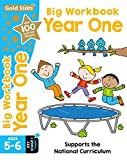 Gold Stars Big Workbook Year One Ages 5-6 Key Stage 1: Supports the National Curriculum (Bumper)