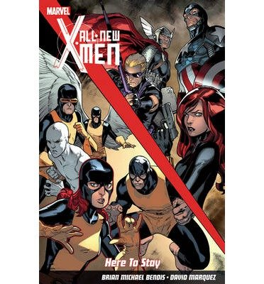 All-New X-Men: Here to Stay (Paperback) - Common