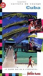 Carnets de voyage Petit Futé : Cuba