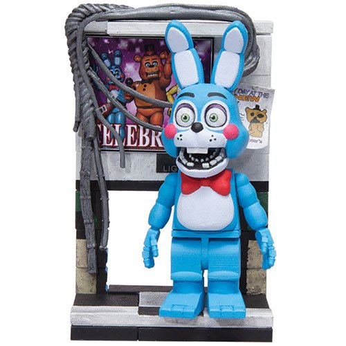 Image of McFarlane Toys Five Nights At Freddy's Micro Left Air Vent Construction Set