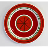 Ceramiche De Simone Piatto mangiallegro -decoro capri