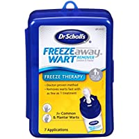 Dr. Scholl's Freeze Away Wart Remover 7 Treatments (Warzenentferner) preisvergleich bei billige-tabletten.eu