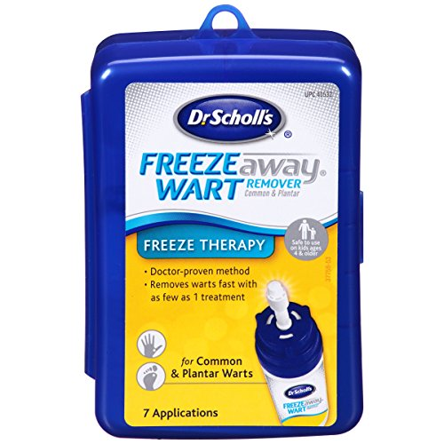 Dr. Scholl's Freeze Away Wart Remover, 7 Treatments