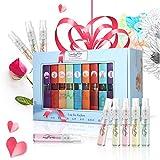Luckyfine Perfume, 9 Bottles City Perfume Set City Perfume Miniature Regali per la festa della mamma, San Valentino, Natale, Compleanno, Eau de Parfum Spray