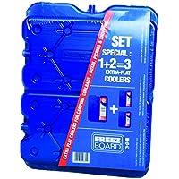Connabride Acumulador de 800 G + 2 x 400 G plana freeze refrigeración placa