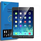 HQTech the New iPad 2017 iPad 9.7, iPad Air, iPad Air 2, iPad Pro 9.7 Tempered Glass Screen Protector Film - 3500