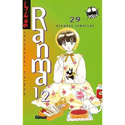 Ranma 1/2 - Tome 29 : Sacrées jumelles