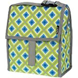 PACKIT Lunch bag - Bolsa para almuerzo congelable con diseño geometric