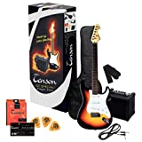 Tenson F502543 ST Player Pack Set guitare électrique