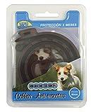 BPS® Collar Antiparasitario para Mascotas Perros / Gatos Antipulgas y Garrapatas Protección 3 Meses BPS-4000 (Para Perro 60cm)