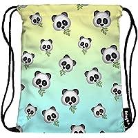 Fringoo® Girls Boys Children PE Kit Drawstring Bag Duffel Gym Bag String  Emoji Gymsack Sport 637126d7fa429