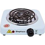 Elephant Kohleanzünder mit KOHLEGITTER   Elektrischer Anzünder für Shisha Natur-Kohle mit KOHLEGITTER -