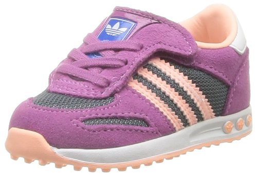 adidas Originals La Trainer Cf I, Baskets mode bébé fille