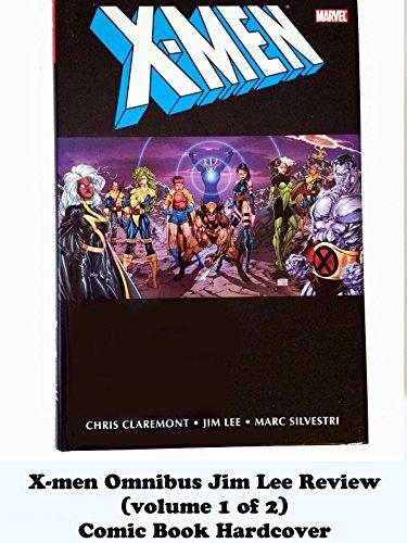 review-x-men-omnibus-jim-lee-review-volume-1-of-2-comic-book-hardcover