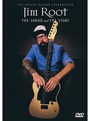 Jim Root: The Sound And The Story - Guitar Tab (DVD)
