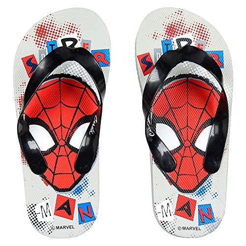 Ciabatte infradito bambino spiderman marvel avengers (26/27 eu)