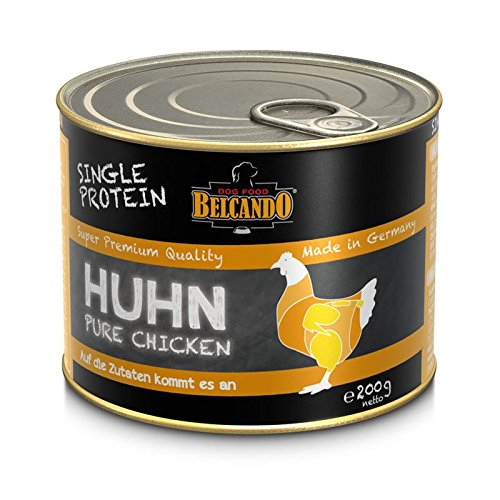 Single Protein Huhn 200g (1)