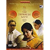 The Japanese Wife Bengali cum English Aparna Sen Masterpiece Movie DVD Dolby Digital Support with Including Photos and Audio CD with Pack