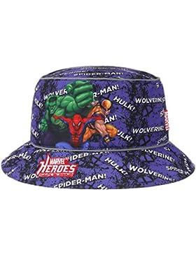 Cappello da Bambino Marvel Heroes estivo cappelli spiaggia pescatore