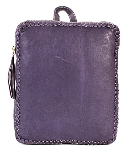 Oxbridge Satchel Shop, Cartable pour Femme violet petit