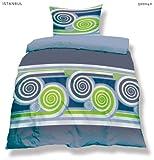CelinaTex 0500040 Living 2-tlg Bettwäsche 4-Jahreszeiten 135 x 200 cm