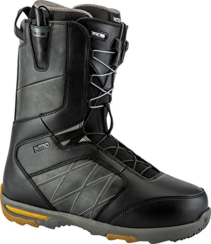 Nitro Snowboards Herren Anthem TLS'18 Snowboard Boot, Black-Charcoal, 27,5 -