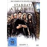 Stargate Atlantis Season 5 Sp