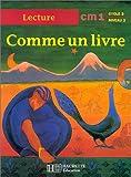Image de Comme un livre : cm1, élève, cycle 3, niveau 2