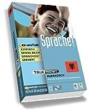 Talk Now für Anfänger. Albanisch. CD-ROM für Windows ab 98 oder Mac ab OS 10 - EuroTalk