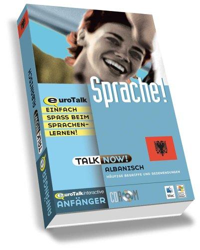 Talk Now für Anfänger. Albanisch. CD-ROM für Windows ab 98 oder Mac ab OS 10