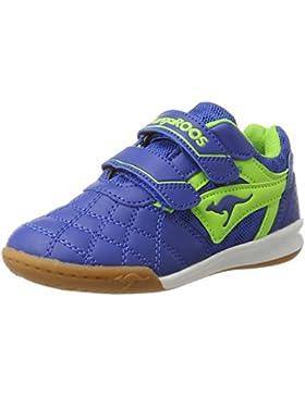 KangaROOS Unisex-Kinder Power Comb V Sneaker