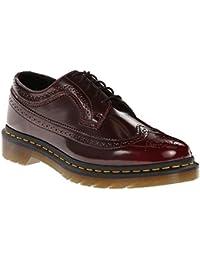 Dr. Martens 1461 Smooth 10078102-1 - Zapatos de cordones de cuero para hombre, color blanco, talla 39