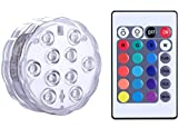 well2wellness LED Poolbeleuchtung RGB (Farbig) magnetisch Plus Fernbedienung (023857)