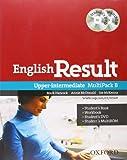 English Result Upper Intermediate. Multipack B: Student`s Book + Workbook + Student`s DVD + Student`s MultiROM - Mark Hancock, Annie McDonald, Joe McKenna