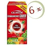6 x 250 ml Celaflor Schädlingsfrei Careo Konzentrat für Gemüse