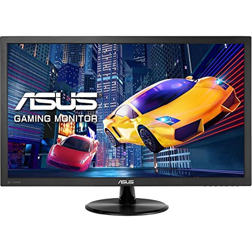 "ASUS VP247QG 23.6"" Full HD LED Matt Black computer monitor LED display - Computer Monitors (59.9 cm (23.6""), 1920 x 1080 pixels, Full HD, LED, 1 ms, Black)"