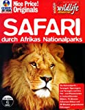 Safari durch Afrikas Nationalparks