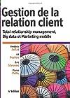 Gestion de la relation client - Total relationship management, Big data et Marketing mobile