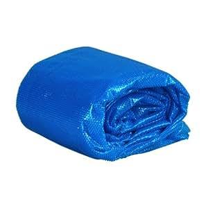 Piscineo Bâche à bulle Bleu 730 x 370 x 0,4 cm CVB730370-400
