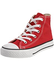 Converse Youths Chuck Taylor All Star Hi Zapatillas de tela, Unisex - Infantil