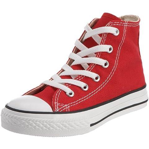 Converse Chuck Taylor All Star Core Hi Zapatillas de tela, Unisex - Infantil