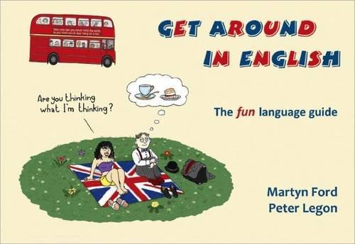 Buchseite und Rezensionen zu 'Get Around in English' von Martyn Alexander Ford
