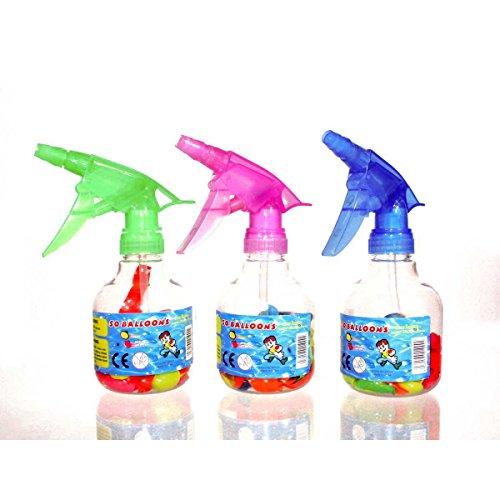 Preis am Stiel® Wasserbomben-Pumpe blau