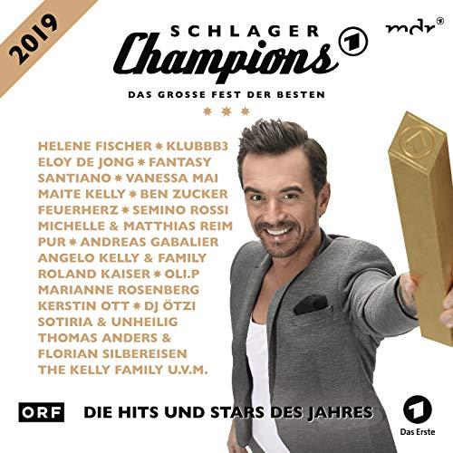 Schlager Champions 2019 - Das große Fest der Besten