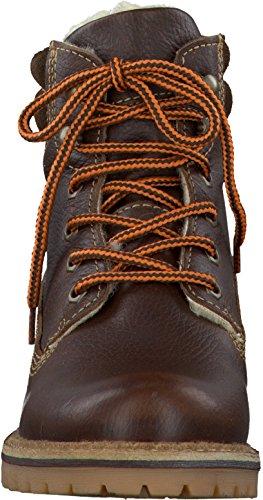 Tamaris-26234 Boots homme-Noir Taille Moka