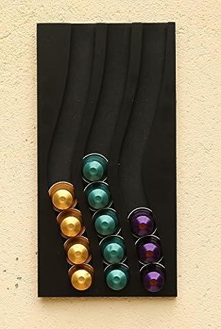 range capsules nespresso Design capacité 30 (noir)