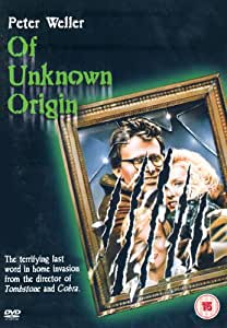 Of Unknown Origin [DVD]