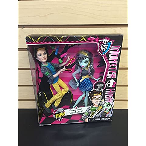 Monster High - Pack Picnic - Frankie Stein y Jackson Jekyll