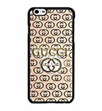 Gucci Iphone 6 6s Case, Famous Brand Marks for Iphone 6 6s Case, Hard Protector Case Slim Fit Iphone 6 6s (4,7 inch)